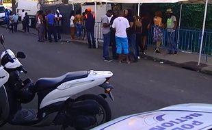 Capture d'écran Martinique 1ère.