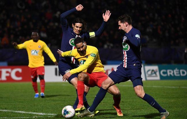 Coupe de France: «Le PSG nous a respectés, on a pris beaucoup de plaisir», les joueurs de Linas contents malgré la lourde défaite