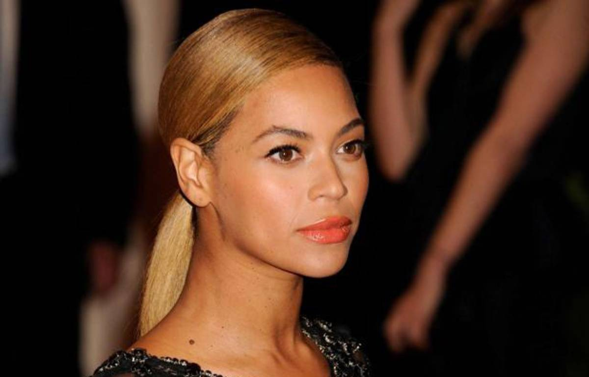 Beyoncé à New York, le 7 mai 2012.  –  Jennifer Graylock/AP/SIPA