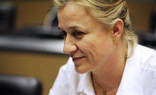 Irène Frachon, entendue par la misson d'information sur le Mediator, à l'Assemblée nationale le 26 janvier 2011.