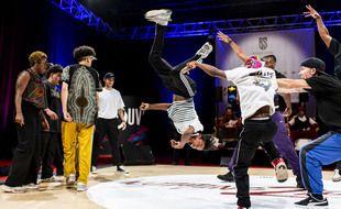 Les meilleurs danseurs de breakdance s'affronteront ce week-end lors du premier Pink City World Battle.