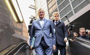 Michel Barnier, négociateur de l'UE, est assez pessimiste