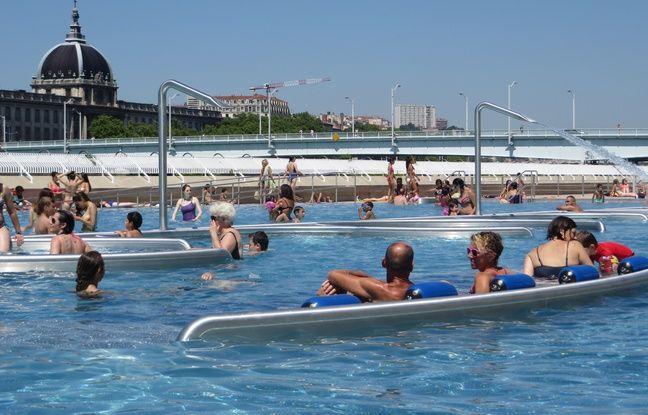 Lyon la piscine du rh ne ouvrira le 11 juin for Tarif piscine du rhone