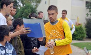 L'ancien attaquant du FCN Ivan Klasnic.