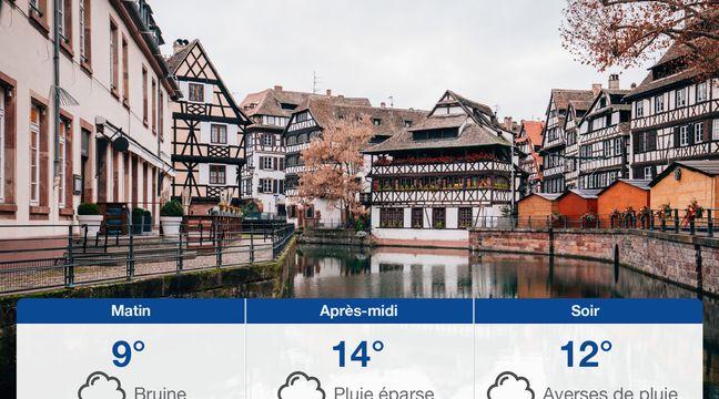 Météo Strasbourg: Prévisions du vendredi 4 octobre 2019 - 20minutes.fr