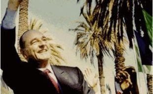 La politique étrangère de Jacques Chirac