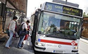 L'absentéisme serait en hausse chez les conducteurs et des bus ne circulent pas.