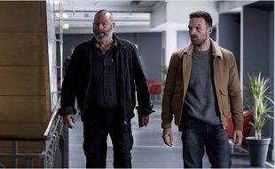 Jean Reno et Alban Lenoir dans Antigang de Benjamin Rocher