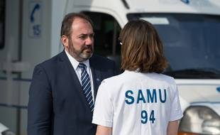 Docteur François Braun, président de Samu-Urgences de France (Archives)