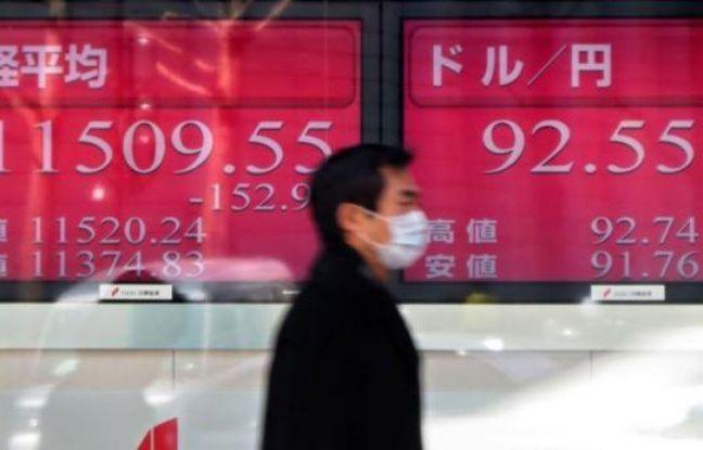 Après les asiatiques, les Bourses européennes plongeaient mardi à l'ouverture, inquiètes d'une paralysie politique en Italie, troisième économie de la zone euro, au lendemain des élections générales très serrées.