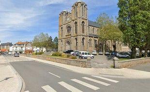 Un adolescent de 14 ans a tenté de mettre le feu à une église dans le quartier de Rocabey, à Saint-Malo.