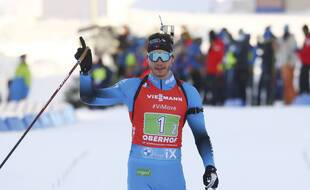 Oberhof réussit bien à Emilien Jacquelin