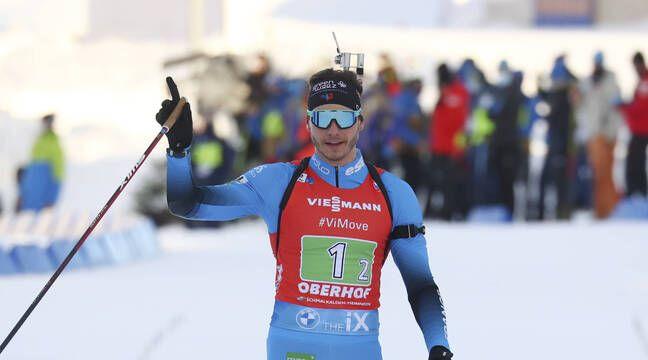 La France prend le meilleur sur la Norvège et remporte le relais d'Oberhof
