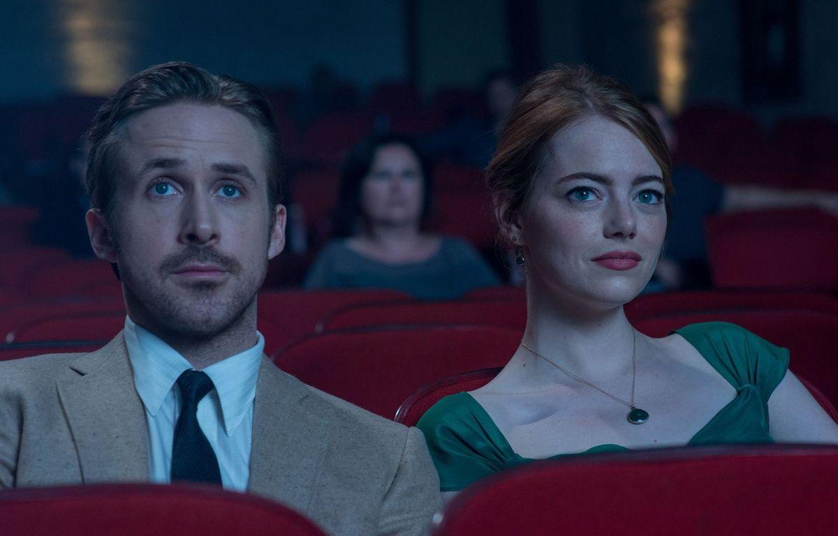 Ryan Gosling et Emma Stone dans La La Land de Damien Chazelle – SND