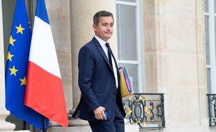 Gérald Darmanin, ministre des Comptes publics, le 5 juin 2019 à l'Elysée.