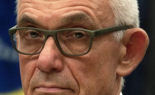 Le président de la compagnie minière brésilienne Vale, Fabio Schvartsman.