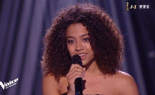 Whitney a remporté la saison 8 de «The Voice».