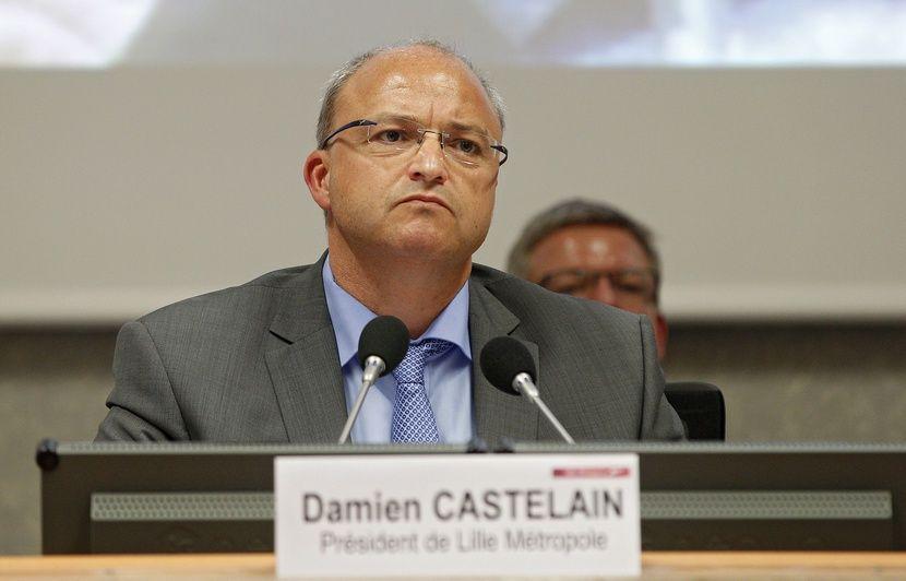 Lille: Damien Castelain rembourse ses frais controversés à la métropole