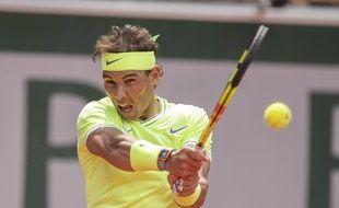Rafael Nadal est le grand favori de la finale