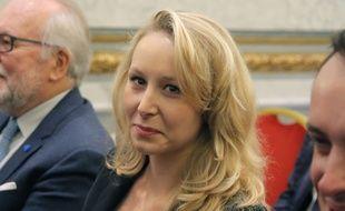 Marion Marechal-Le Pen , nièce de Marine Le Pen, est déçue