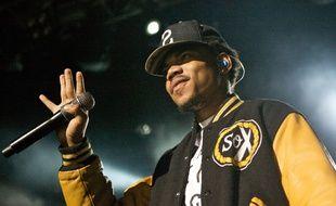 Le chanteur Chance The Rapper