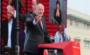 Peer Steinbrück le 17 août 2013 à Berlin