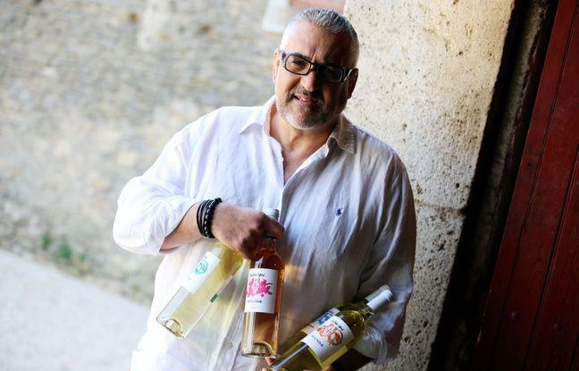 Christope Urios est à la tête d'une exploitation viticole d'une cinquantaine d'hectares dans l'Aude.