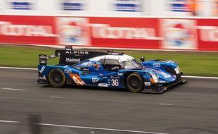 L'Alpine conduite entre autres par le français Nicolas Lapierre a terminé en tête du Mans cette année pour la catégorie LMP2. Mais jusqu'où ses vrombissements ont-ils été entendus?