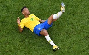 Neymar a beaucoup exagéré les fautes