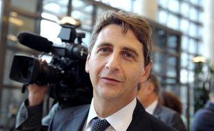 Le député PS de la 10e circonscription de Seine-Saint-Denis Daniel Goldberg le 11 septembre 2012.