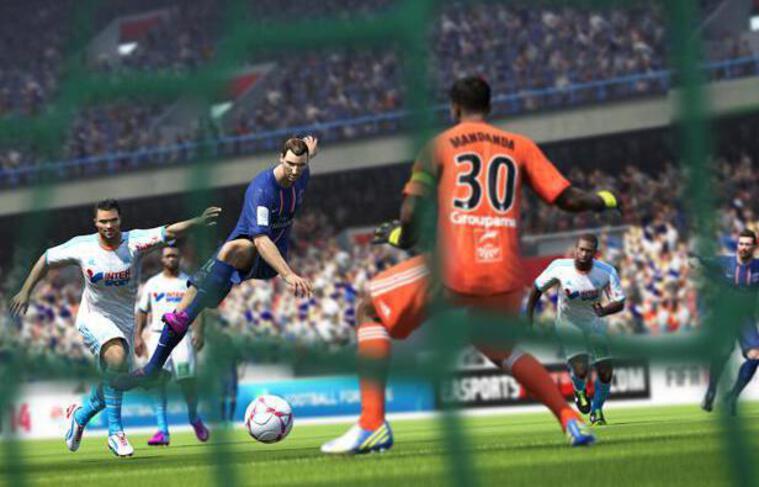 La simulation de football «Fifa 14» doit sortir sur consoles au mois de septembre.