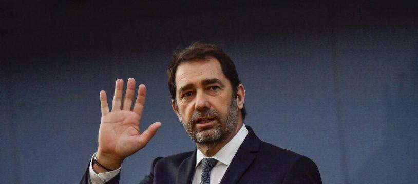 Le ministre de l'Intérieur, Christophe Castaner, le 7 mars 2019.