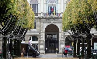 La mairie de Pau (photo illustration).