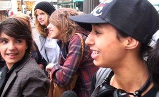 Capture d'écran de la vidéo «Le look idéal pour la rentrée».