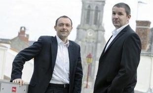 Stéphane Hamet et Samuel Carimalo sont les fondateurs du site entreacheteurs.fr.