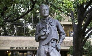 Le siège des Boys Scouts of America (BSA) à Irving au Texas.