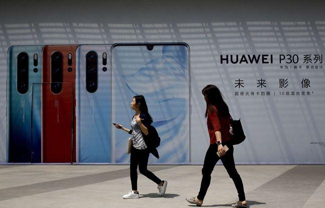 Le futur de Huawei pourrait être lié à un accord commercial avec Pékin, selon Trump
