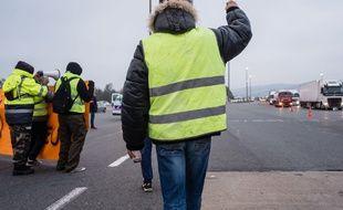 «Giletsjaunes» à Strasbourg: Six mois de prison ferme requis à l'encontre d'un manifestant (illustration)