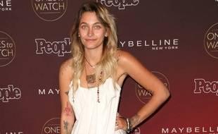 Paris Jackson, modèle, actrice en herbe, humanitaire.