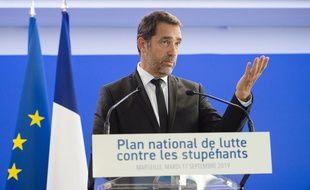 Christophe Castaner a présenté mardi à Marseille le plan national de lutte contre les stupéfiants
