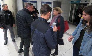 140 agents ont été mobilisés ce mardi après-midi à Rennes pour contrôler les titres de transport.