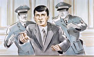 Luc Tangorre en procès