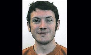 James Holmes, l'auteur présumé de la tuerie d'Aurora, dans le Colorado, le 20 juillet 2012.