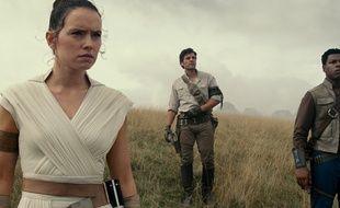 Rey, Poe et Finn formeront une vraie équipe dans l'épisode IX.