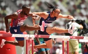 Pascal Martinot-Lagarde vise une médaille en finale du 110m haies