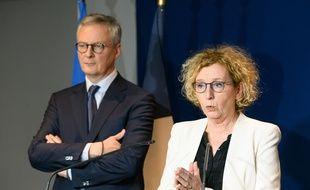 Muriel Penicaud a remis les points sur les i concernant le chômage partiel