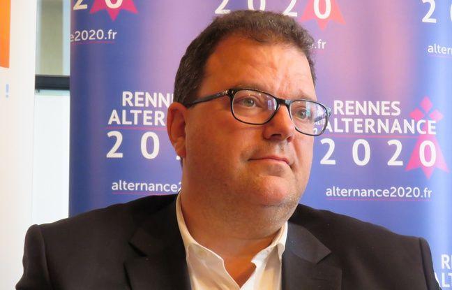 Municipales 2020 à Rennes: Bertrand Plouvier ne sera pas candidat pour la droite