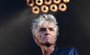Philippe Pascal, chanteur du groupe