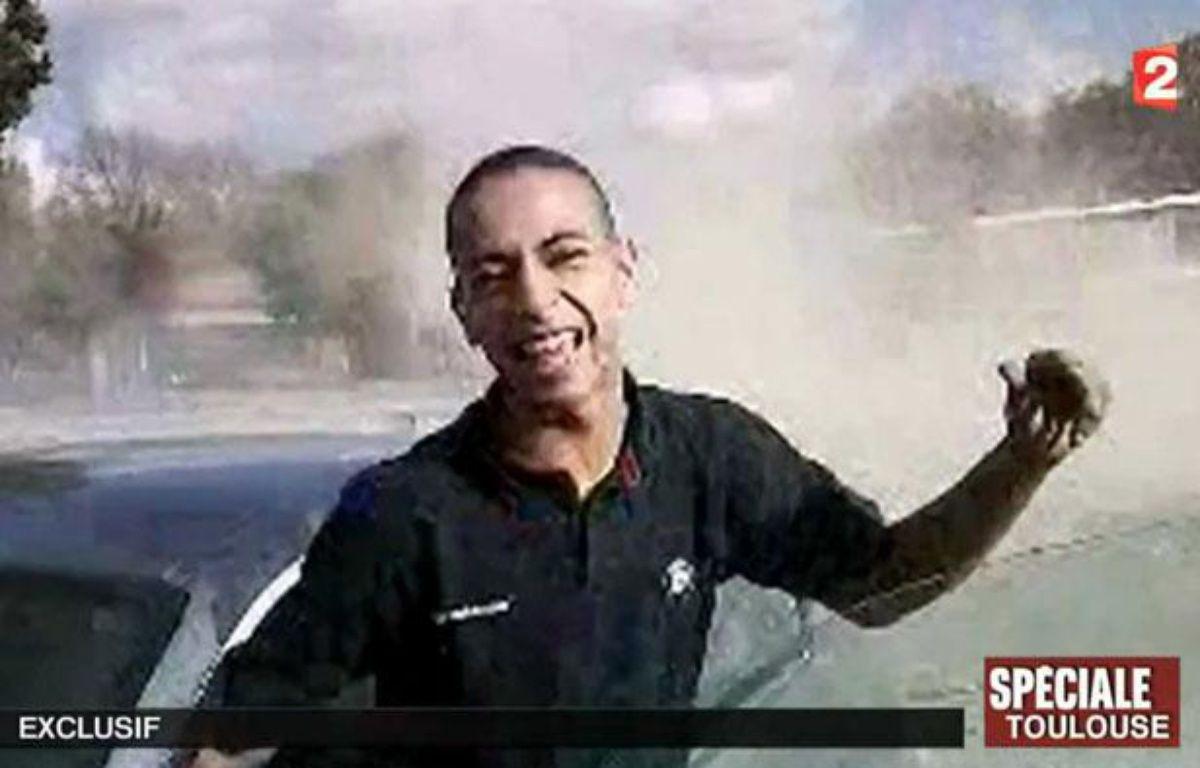 Mohamed Merah, principal suspect dans les tueries de Toulouse et Montauban est mort dans l'assaut mené par le Raid, ce 22 mars 2012 – no credit