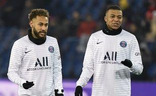 Contre Nantes, Mbappé et Neymar ont enfin pu commencer un match ensemble.